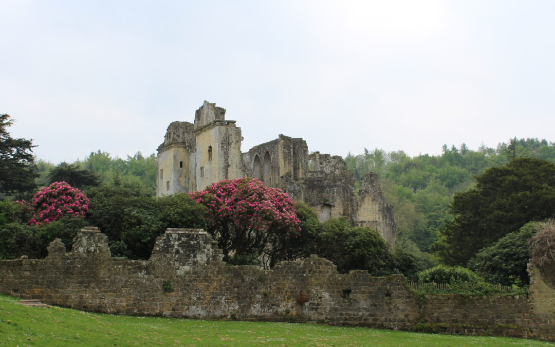Wardour Castle, near Tisbury