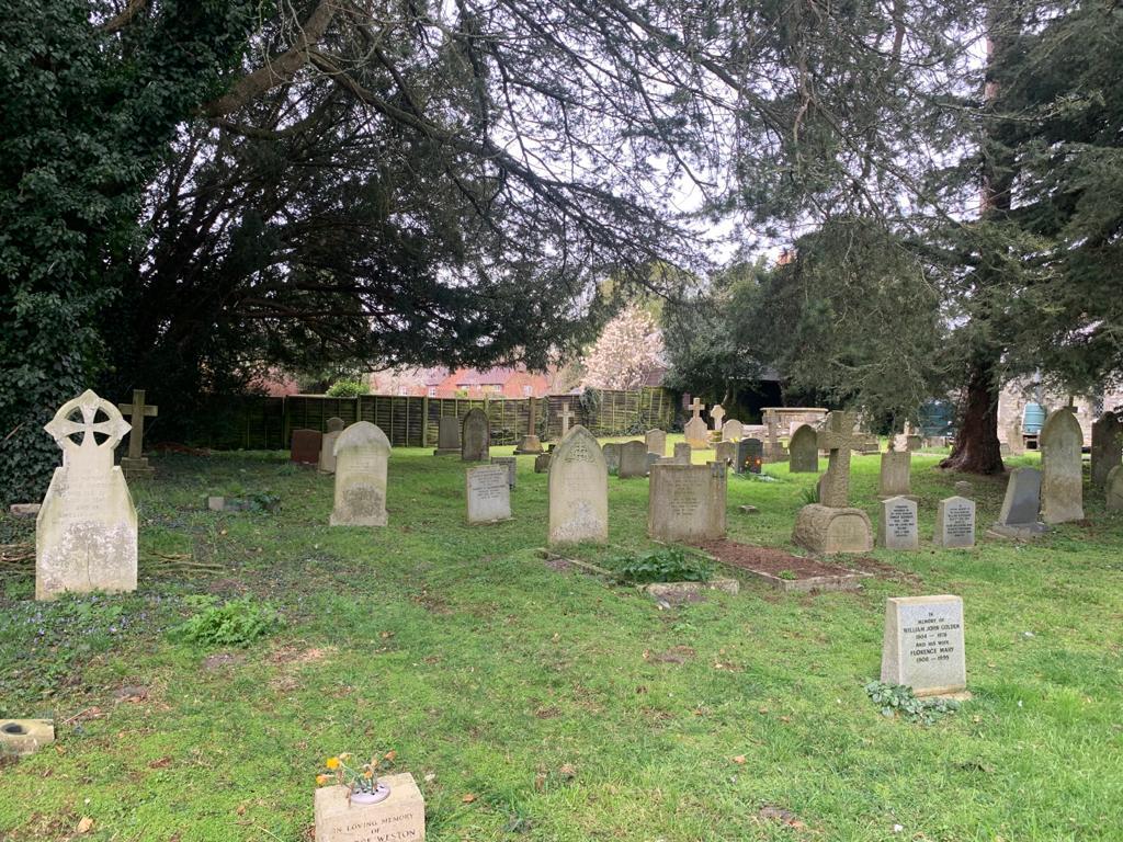 Holy Trinity Churchyard Bowerchalke